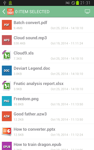 CDR到PDF在线转换