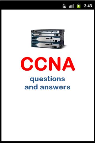 CCNA Quiz- screenshot