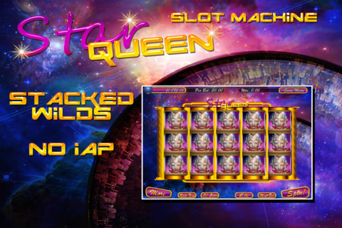 Star Queen Slot Machine
