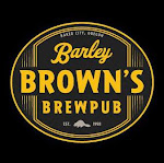 Logo of Barley Brown's Pygmy Pale Ale