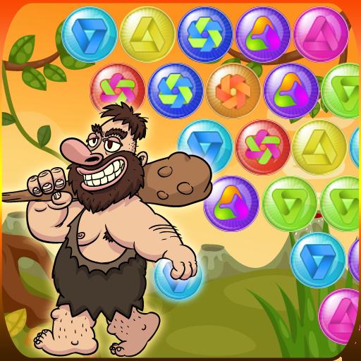 Prehistoric Bubble Shooter