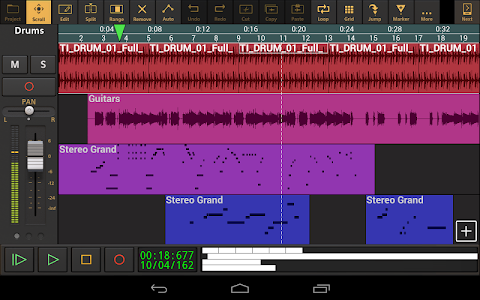 Audio Evolution Mobile Studio screenshot 18