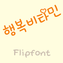 SDHappyvitamin Korean Flipfont icon