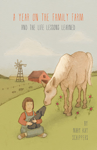 A Year on the Family Farm cover