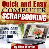 Quick Computer Scrapbooking