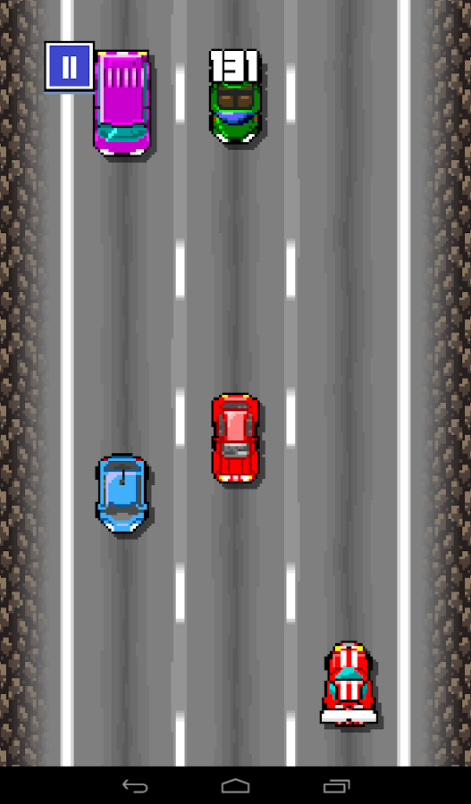 Smacky Cars! Addictive Racing- screenshot