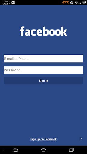 Fake Facebook Free