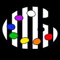 Zebra Paint Coloring App logo