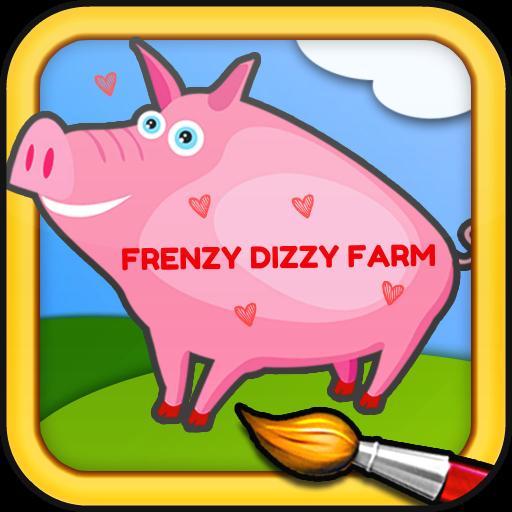 Frenzy Dizzy Farm LOGO-APP點子