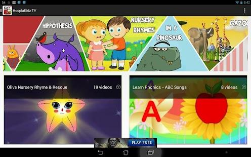 Kidz Tube Kids Channels