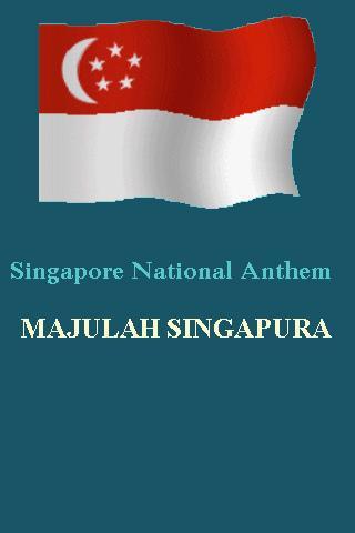 Singapore National Anthem