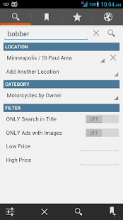 Craigslist for Android (CLapp) - screenshot thumbnail