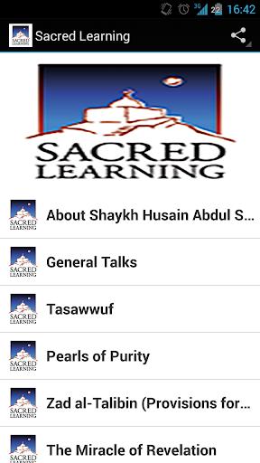 【免費教育App】Sacred Learning-APP點子