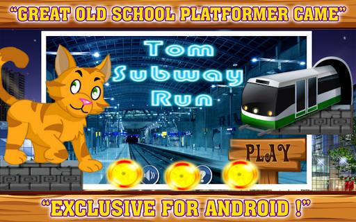 Tom Subway Run
