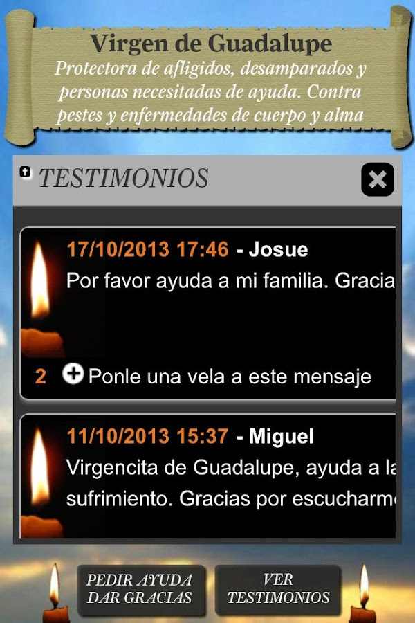Mis Santos- screenshot