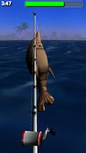 Big Dino Fishing 3D Lite - screenshot thumbnail