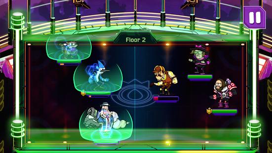 Grudgeball - Regular Show Screenshot 6