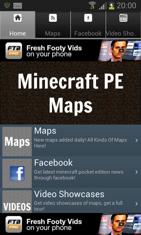 Maps For Minecraft PE- screenshot