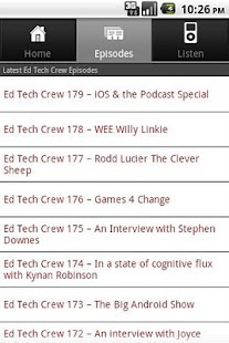 Ed Tech Crew - screenshot thumbnail