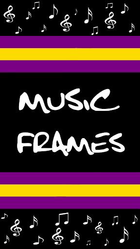 Amazing Musical Photo Frames