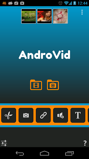 AndroVid Video Editor X86