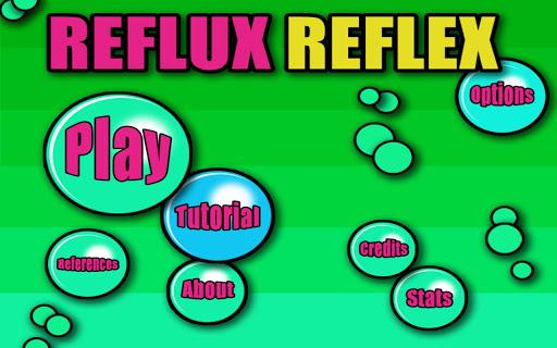 Reflux Reflex Inter Action