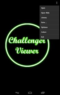 【免費漫畫App】Challenger Viewer Donation-APP點子