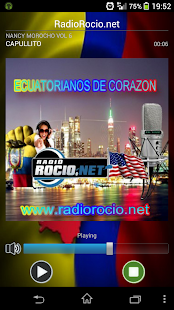 RadioRocio.net - screenshot thumbnail