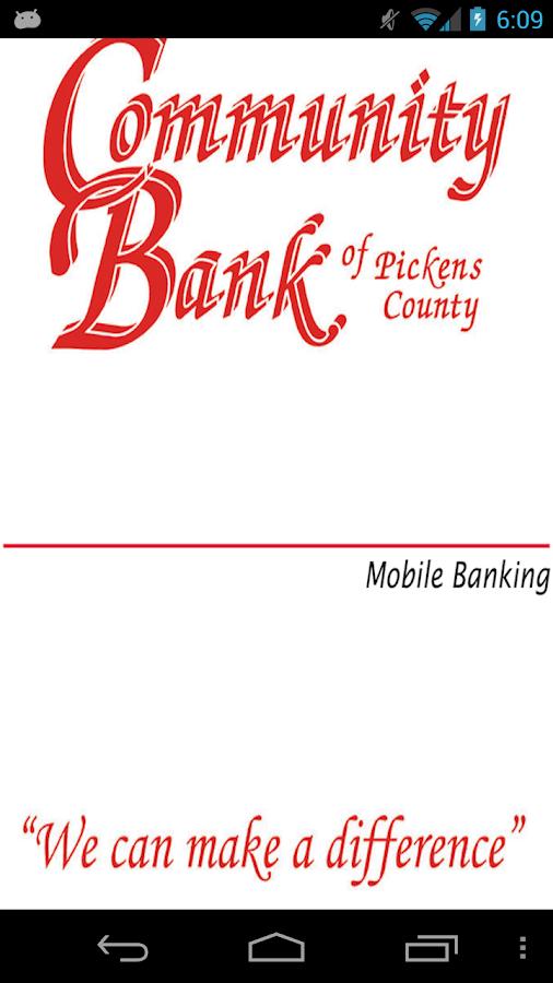 CBOPC Mobile Banking - screenshot