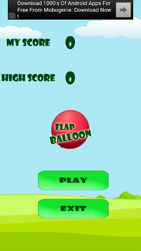 Flap Balloon
