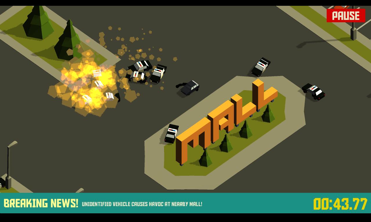Pako - Car Chase Simulator screenshot #7