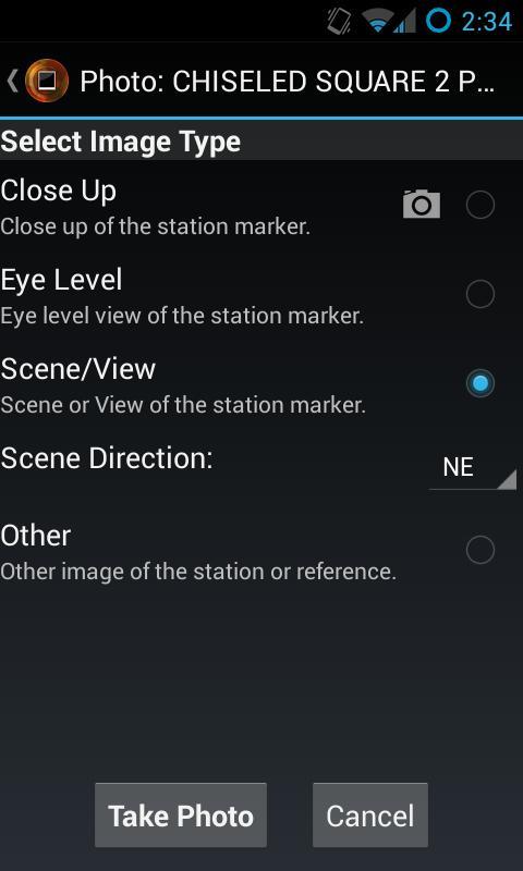 BenchMap- screenshot