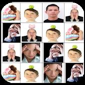 faces & contact