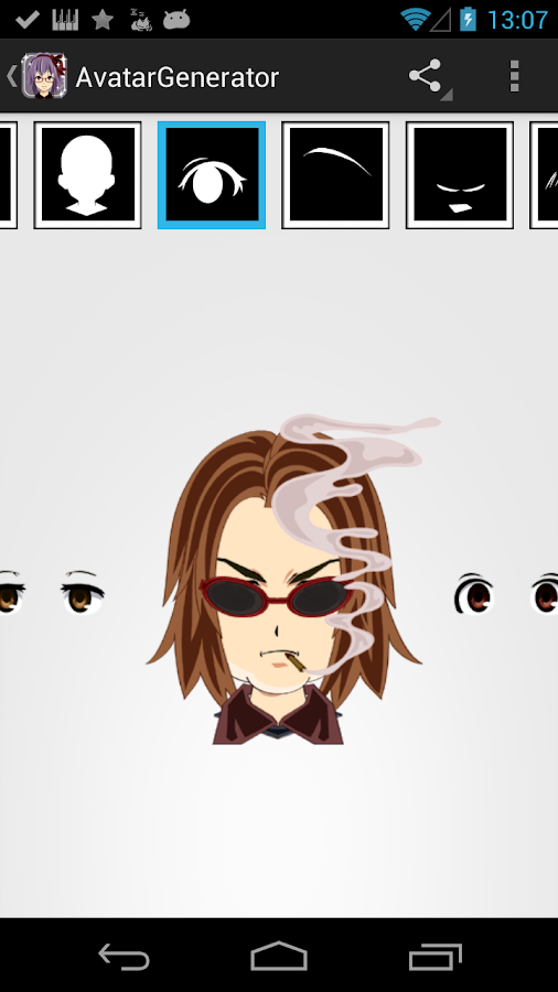 Avatar Maker -Profile creator- - screenshot
