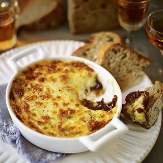 Melty Cheese Fondue Pot.