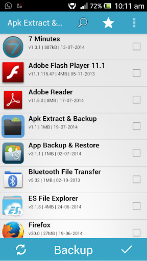 Apk Extract Backup