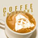 COFFEE CREATIONS logo