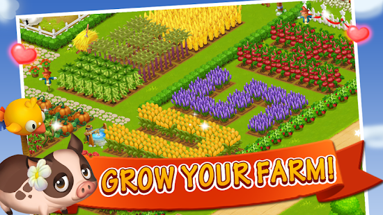 Happy Farm:Candy Day Screenshot 8
