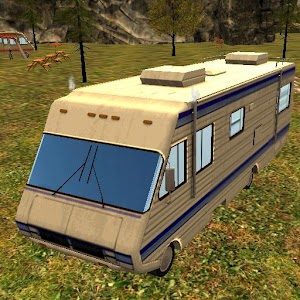 camper van parking academy 3D for PC and MAC