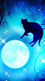 Moon and Blackcat Kirakira
