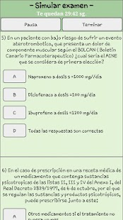 TestOpos Farmacia- screenshot thumbnail