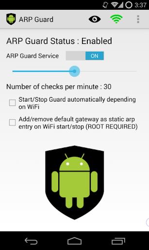 WiFi ARP Guard