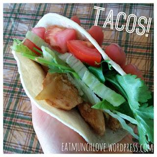 Tacos (gluten Free, Vegan Friendly)