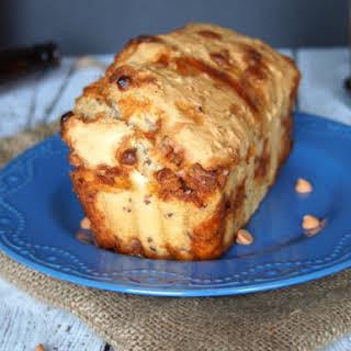 Butterscotch Pecan Beer Bread.