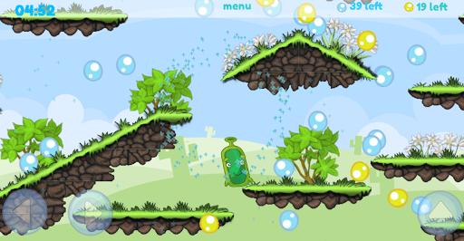 Super Lario in a Bubble World