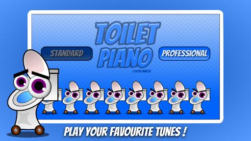 Toilet Piano flush poo sounds