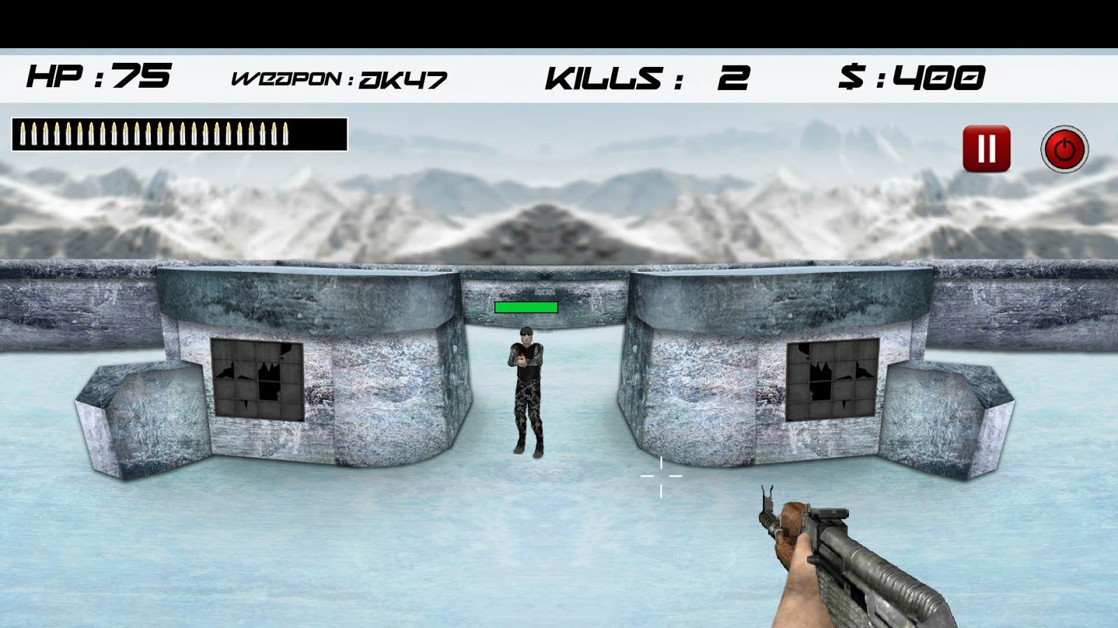 army shooting games android apps on google play