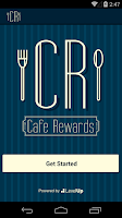 Screenshot of Cafe Rewards