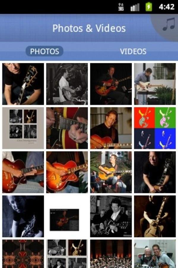 Chris Montgomery - screenshot