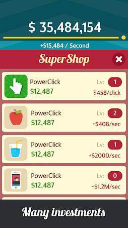 Make Money Rain: Cash Clicker 1.25 screenshot 317438